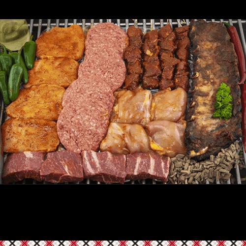 BBQ Chef special pakket