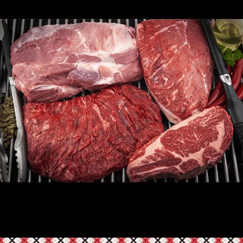 BBQ Master pakket