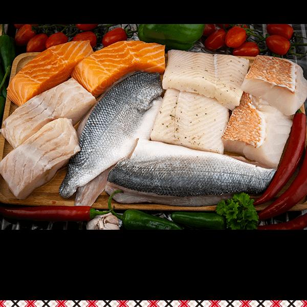 Fish culinair pakket